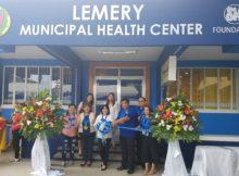 Health center in lemery
