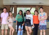 Fifth Harmony spotted in Batangas