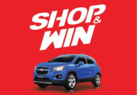 SHOP and WIN at SM Center Lemery