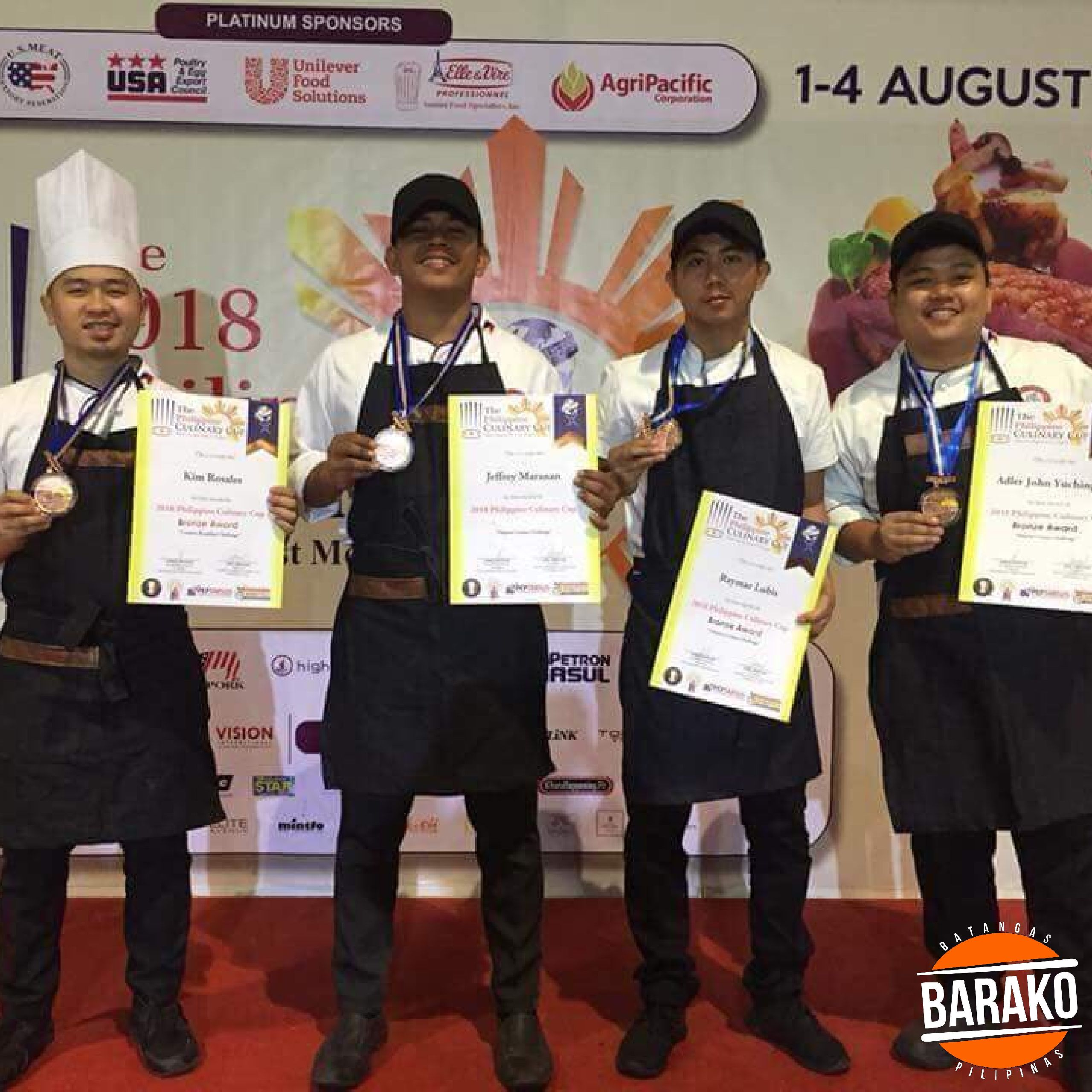 Philippine Culinary Cup 2018
